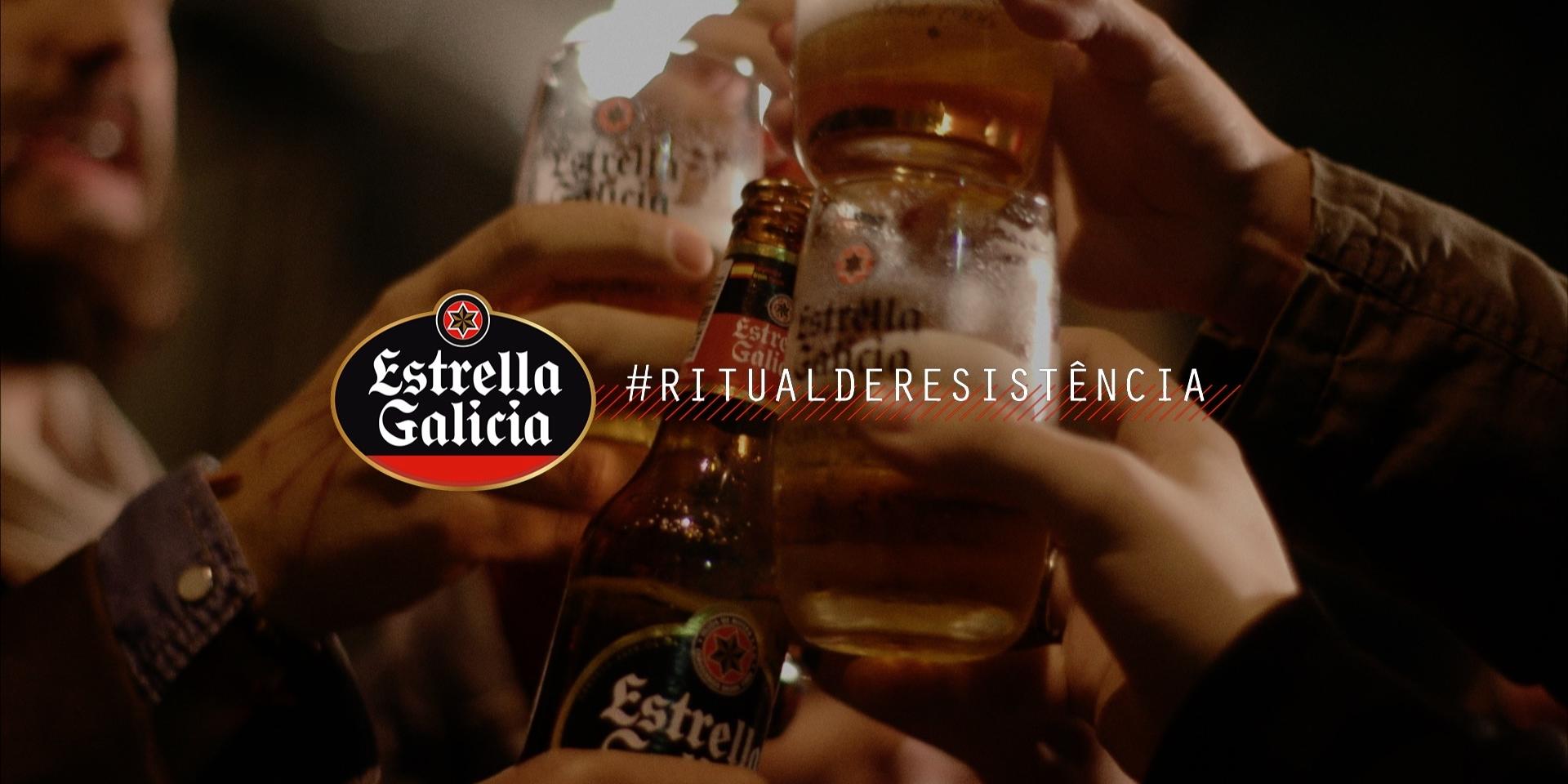 ESTRELLA GALICIA – #RITUAISDERESISTENCIA